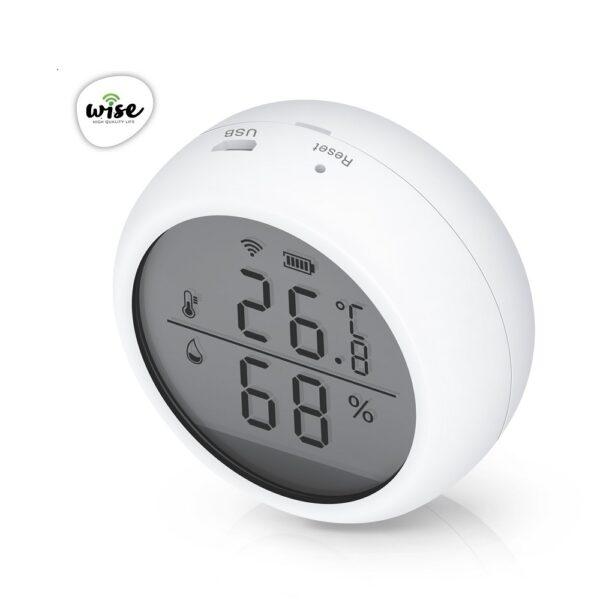 wifi senzor temperature